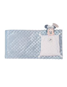 Pack couverture Minky +...